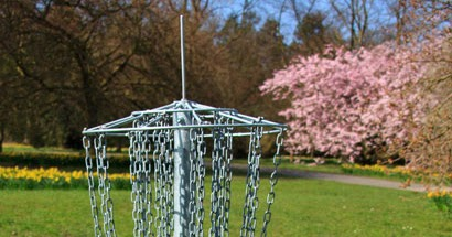 General Insights on the Disc golf game  Disc Golf Basket
