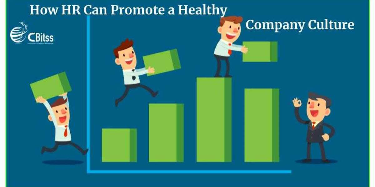 How HR Can Promote a Healthy Company Culture