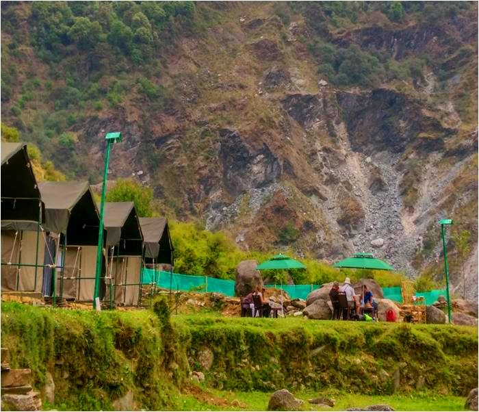 Camping Site near Dharamshala for Amazing Holiday Experience - The Solitude Camp