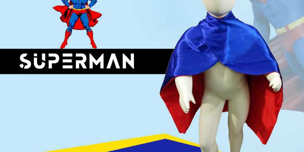 Get the Nice Superhero Costume for your Kid   Bookmycostume