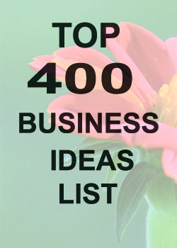 Top 400 List of Best Business ideas for 2020 - 2030