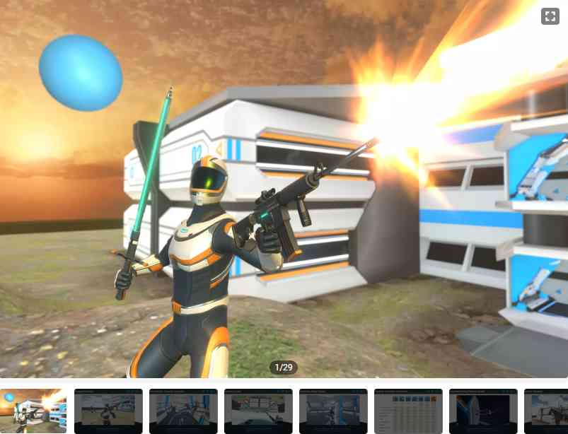 Ultimate Character Controller 2.1.7 [unity fps controller] - Unity assets free download