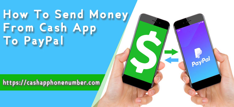 How To Send Money From Cash App to PayPal 858-746-8626 