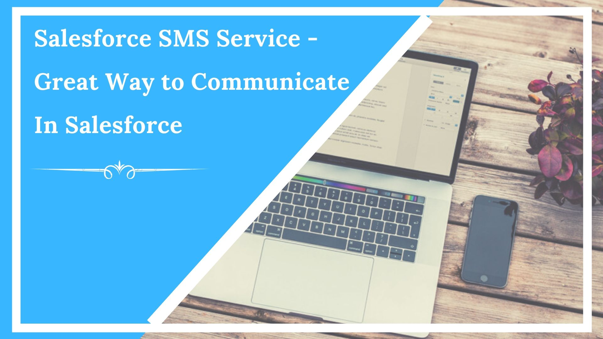Get the Salesforce chat App today to get faster growth in business – Salesforce Services & SMS Apps