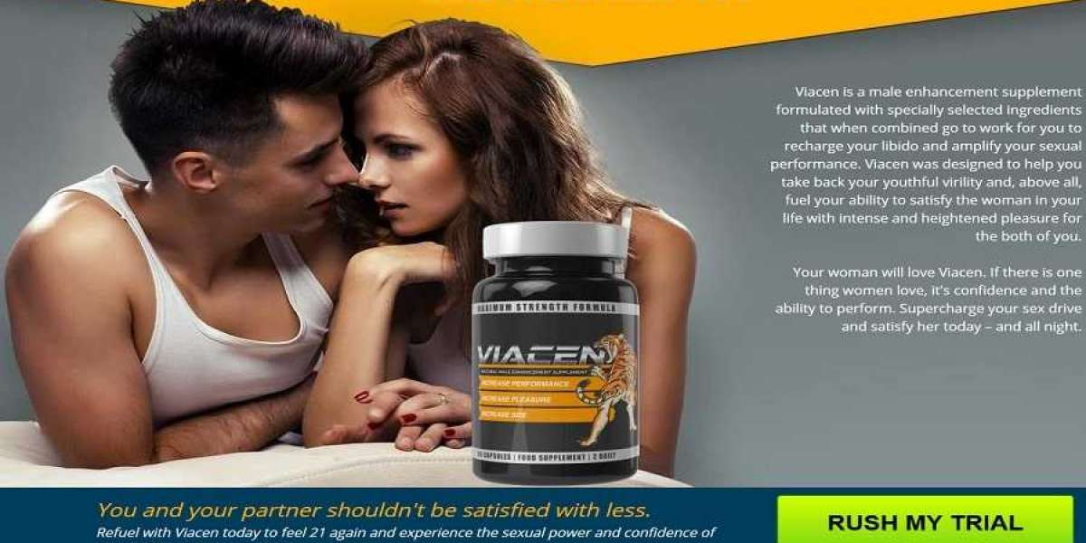 Viacen Male Enhancement Reviews – Is it Scam or Not