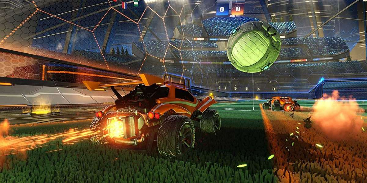 Rocket League will accepting at the Advancing affluence afterwards