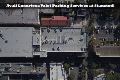 Avail Luxurious Valet Parking Services at Stansted!
