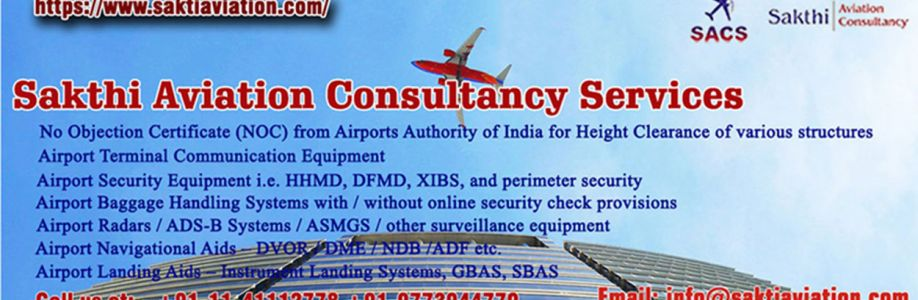 Sakthi Aviation Consultancy Services Cover Image