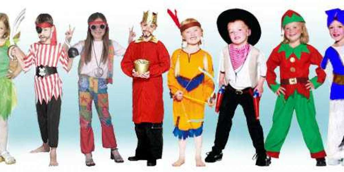 Learning the Importance of Kids' Fancy Dress - Bookmycostume