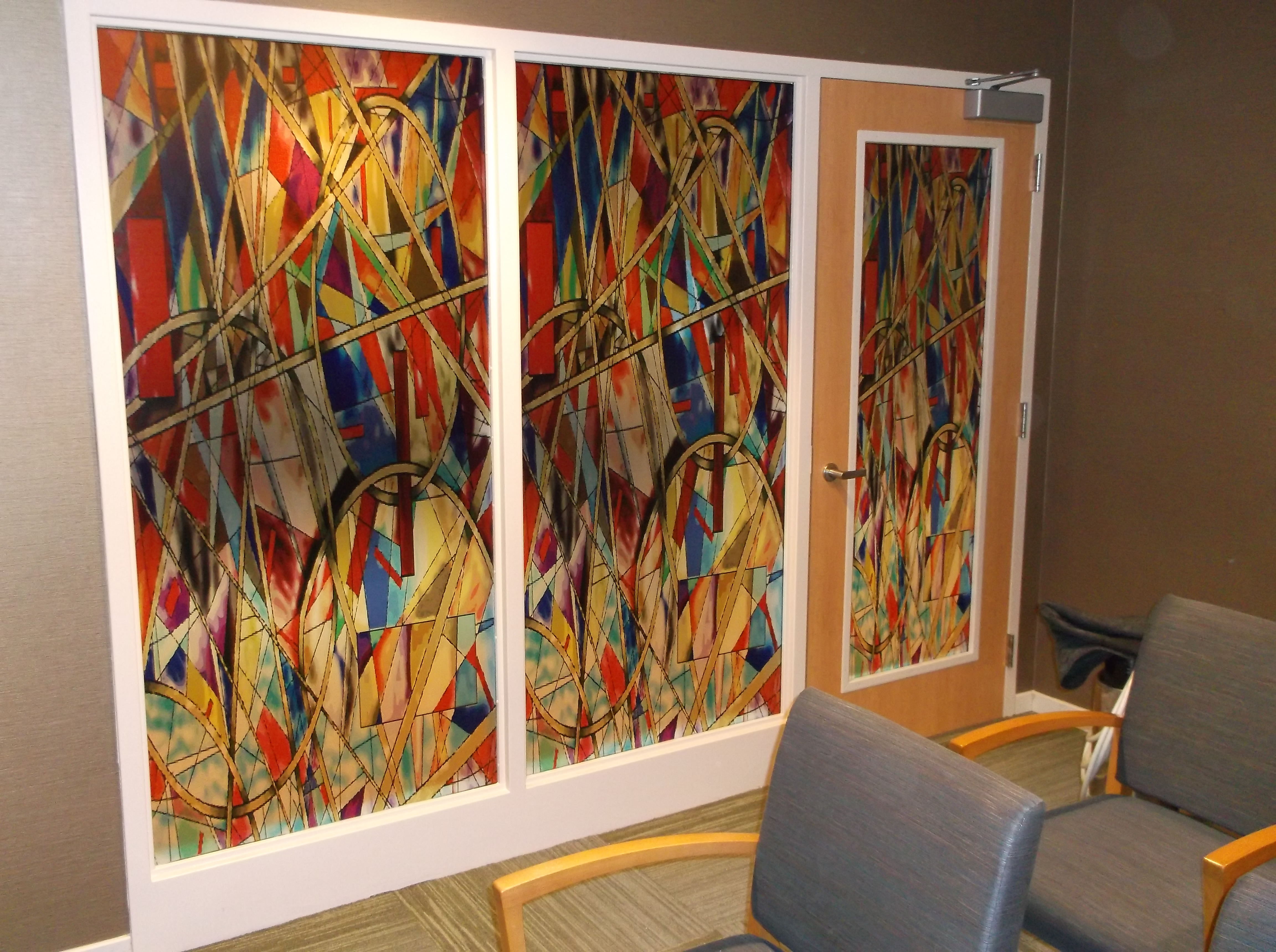 Brighten Up Your View with Decorative Window Film! – Decorative Window Film