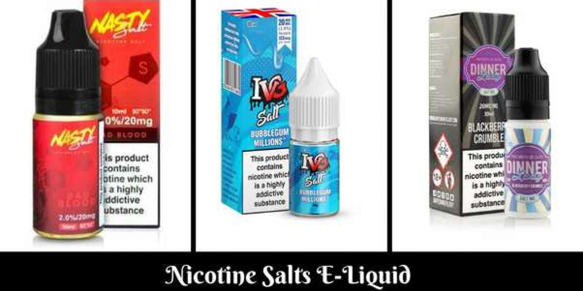 Best Salt Nic  E Liquid