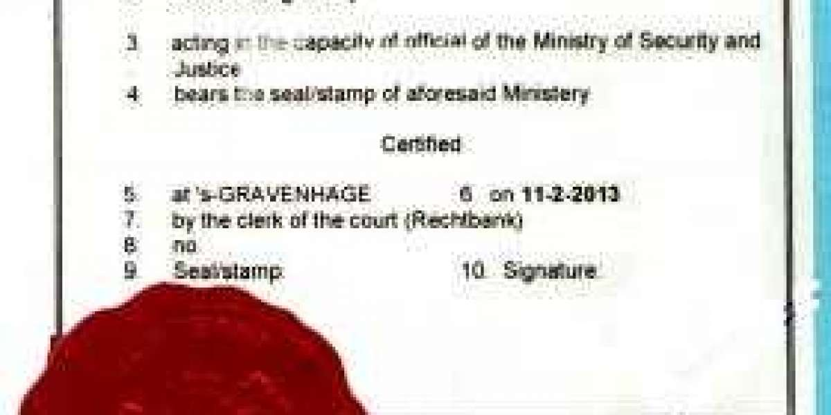 How To Know About Apostille Attestation Procedure?