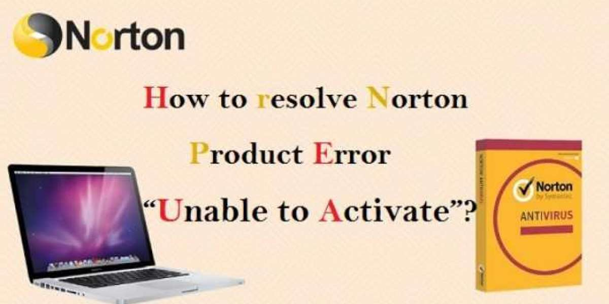 How to resolve Unable to Activate Norton Product error?