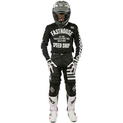 Get higher safety with reliable Fly motocross gear