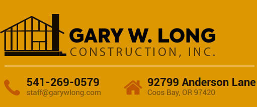Coos Bay Remodeling Companies   Gary W. Long Construction