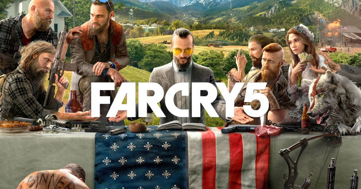 Far Cry 5 Download For PC| 2020 - Gaming Review