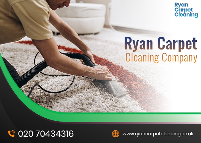 Ryan Carpet Cleaning – Best Carpet Cleaners in London