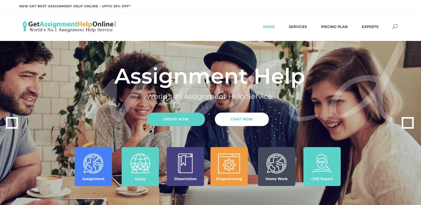 Get Assignment Help Online by Best Assignment Writers @ 8 USD / Page
