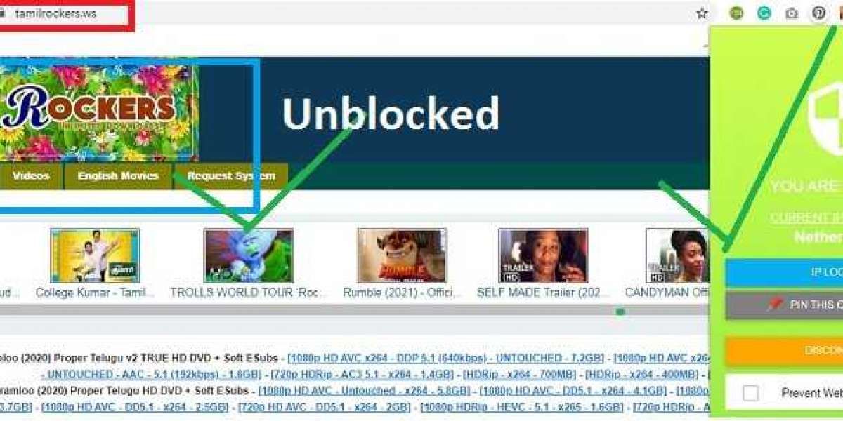 Top 10 TamilRockers Proxy Sites and Unblocked TamilRockers mirror site 2020: Download Free Movies