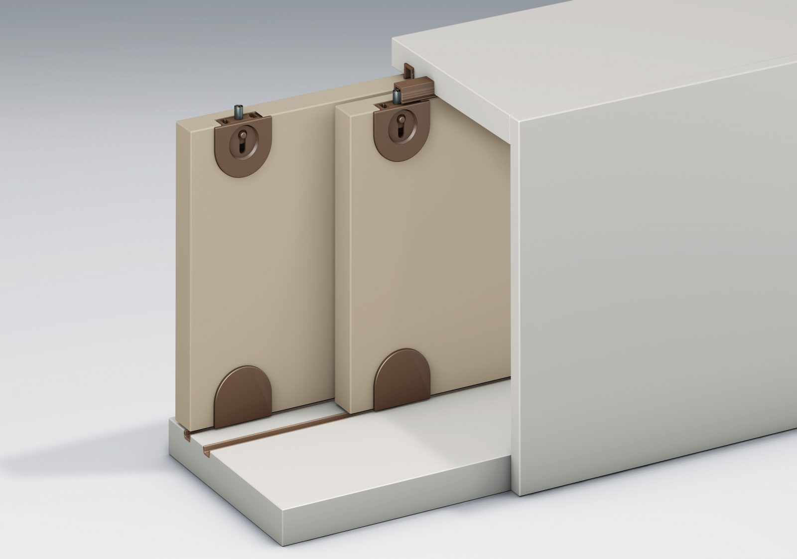 Buy High Quality and Durable Cabinet Sliding Door Track Kit