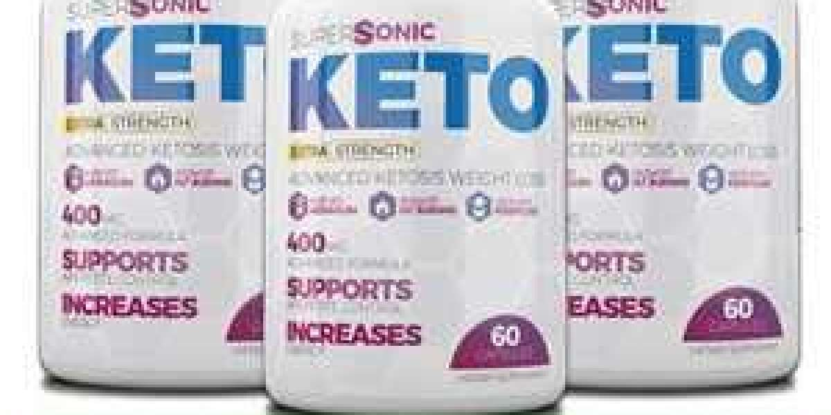 Supersonic Keto Pills - Fast To Help Lose Weight