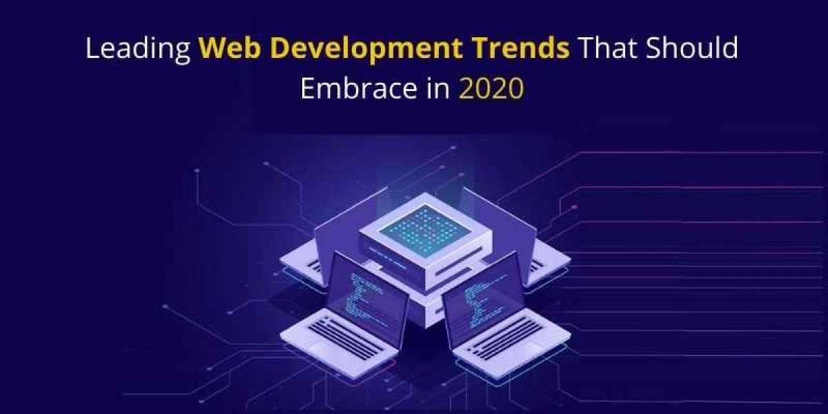 Leading Web Development Trends That Should Embrace in 2020