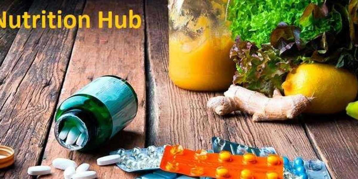 All Nutrition Hub : We Take Care Of Your Health