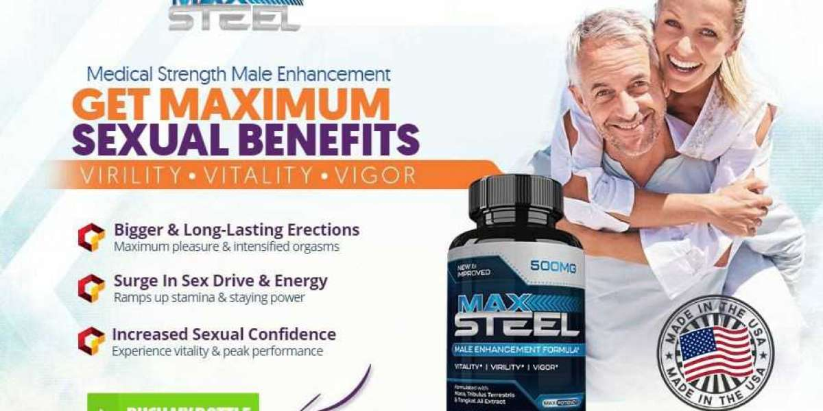 Max Steel Male Enhancement