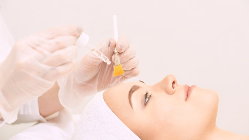 Chemical Peel Treatment for Skin
