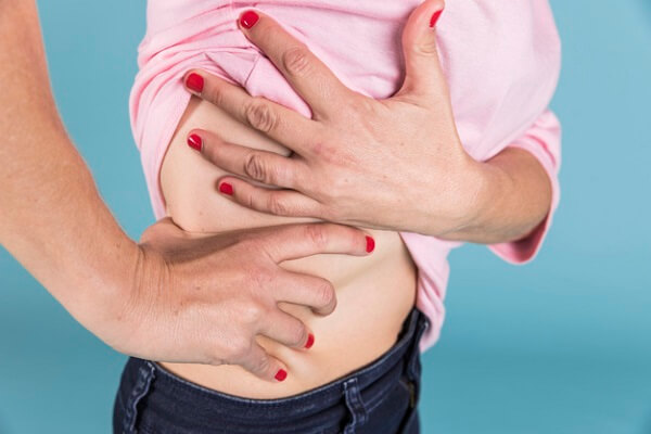 Pain in lower left side of Abdomen Female Patients! | Healthzex