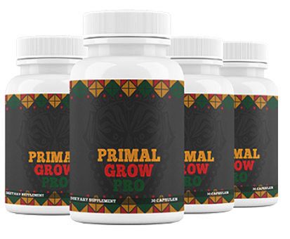 Primal Grow Pro Male Supplement Review 2020 - Must Read Before Buy | WEB HEALTH STORE