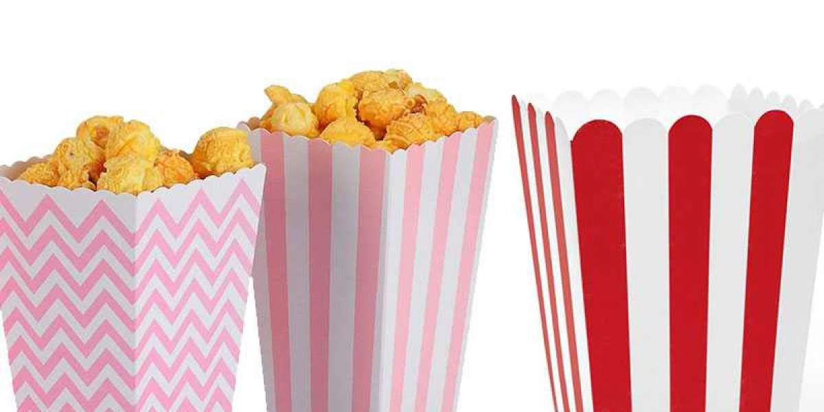 What kind of Popcorn Boxes you need for Promoting Ready to Cook Products