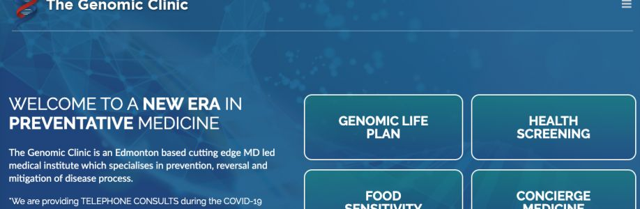 The Genomic Clinic Cover Image