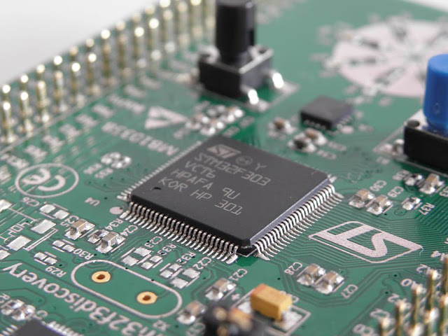 What is Microcontroller?   Features   Types   Application - Electrical C & V