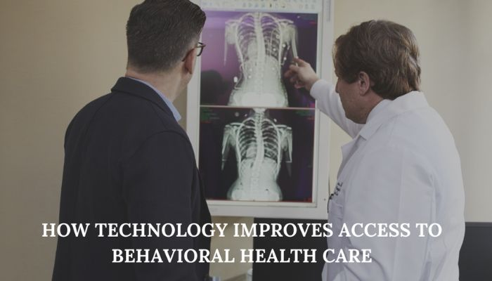 How Technology Improves Access to Behavioral Health Care