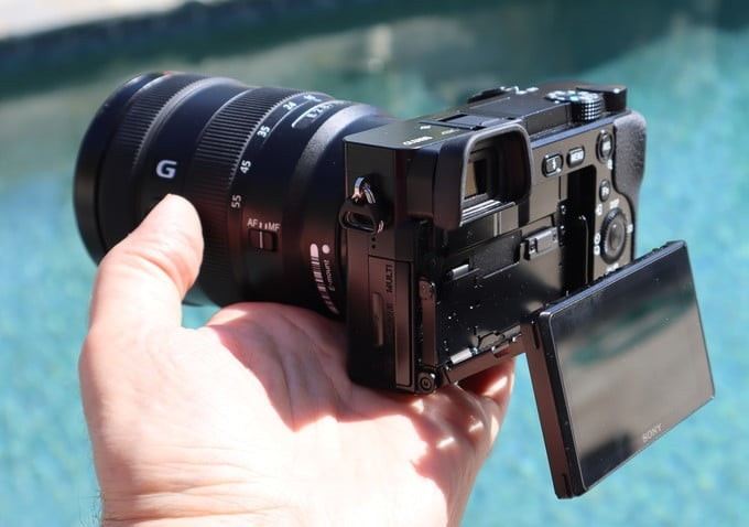 Sony A6100 review | Best Of Grow