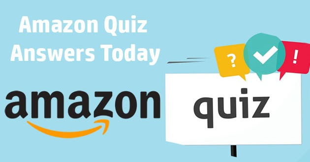 Amazon Today Quiz Answers 24 May 2020 Win – Prize  - HuntGuru | Top Online Deals | Amazon quiz