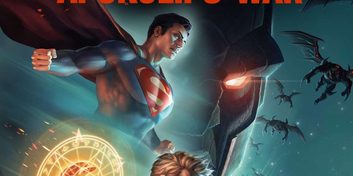 Justice League Dark Apokolips War Full Movie Download And Watch Online In 480p 720p 1080p
