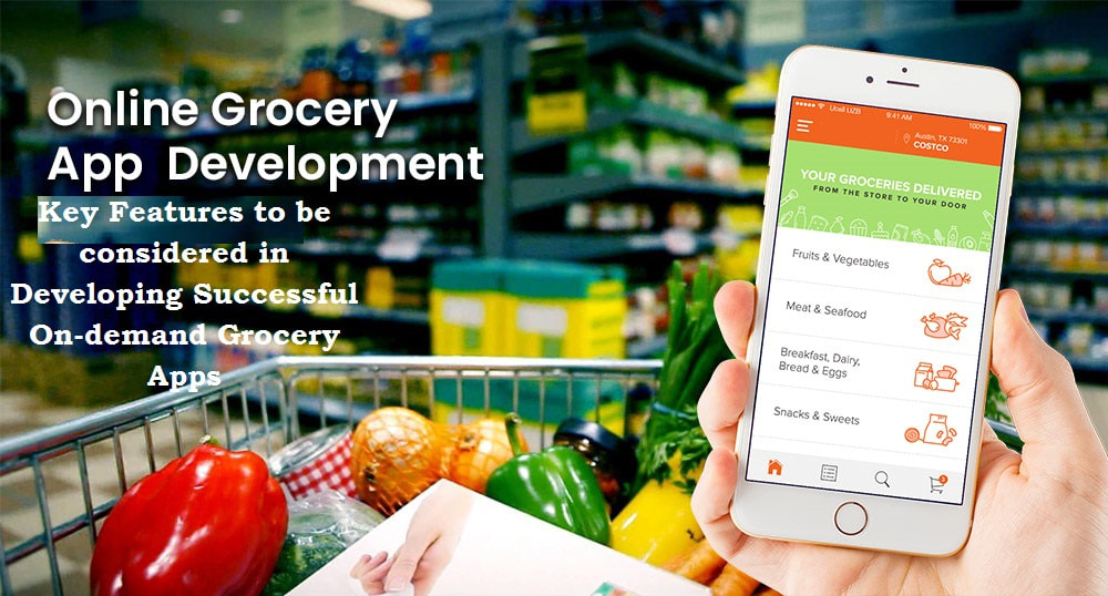 Key Features to be considered in Developing Successful On-demand Grocery Apps - WEBNYXA BLOG