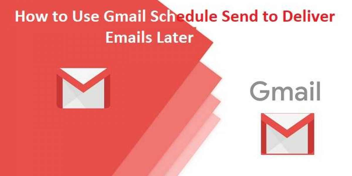 How to Use Gmail Schedule Send to Deliver Emails Later