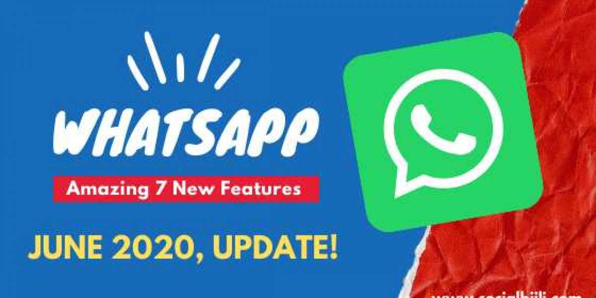 WhatsApp Amazing 7 New Features | June 2020