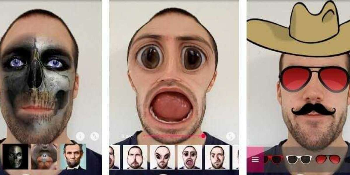 10 Free Funny Faces Apps for Android