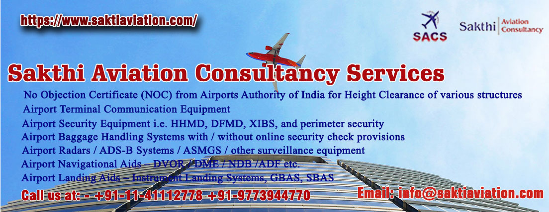 Airport Safety Management System, Sakthi Aviation Consultancy Services