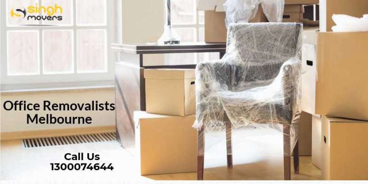 Benefits Of Using Professional Office Removalists Melbourne