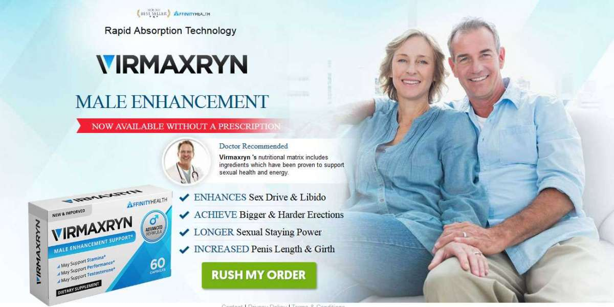 Virmaxryn Male Enhancement Reviews Scam and Benefits