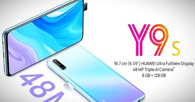 Huawei Y9s listed on website, may launchs in India soon