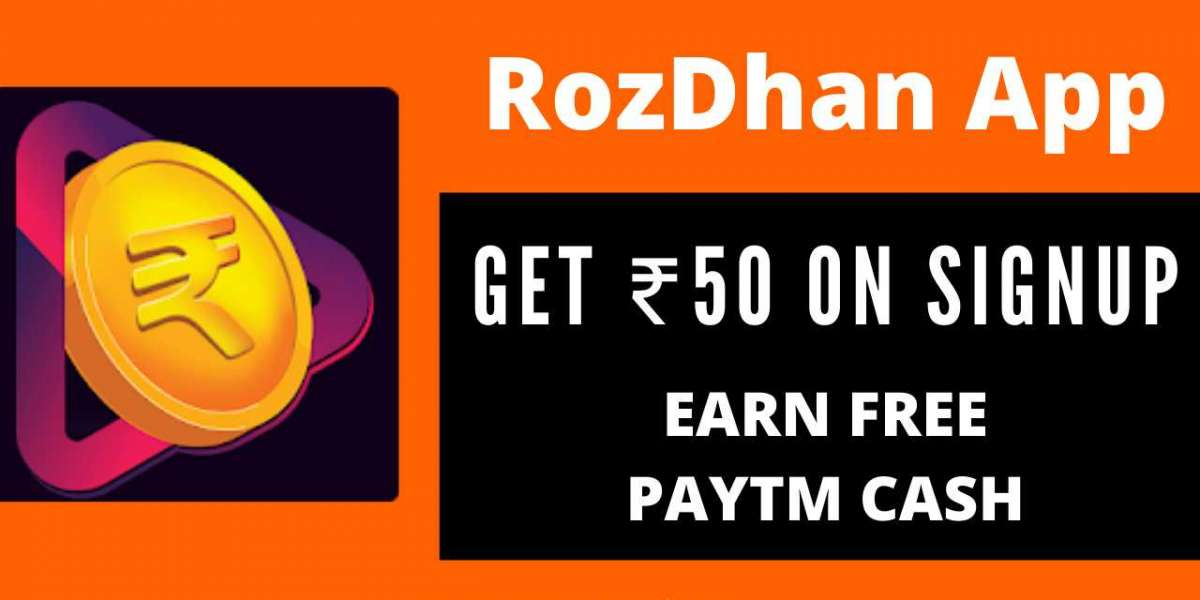 [Loot] RozDhan App ₹50 On Signup + ₹5 /Refer | Roz Dhan Invite Code