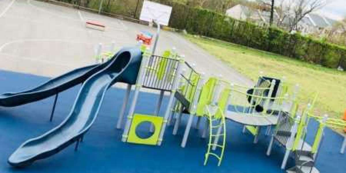 Top Advantages of Installing Rubber Surface in Playgrounds
