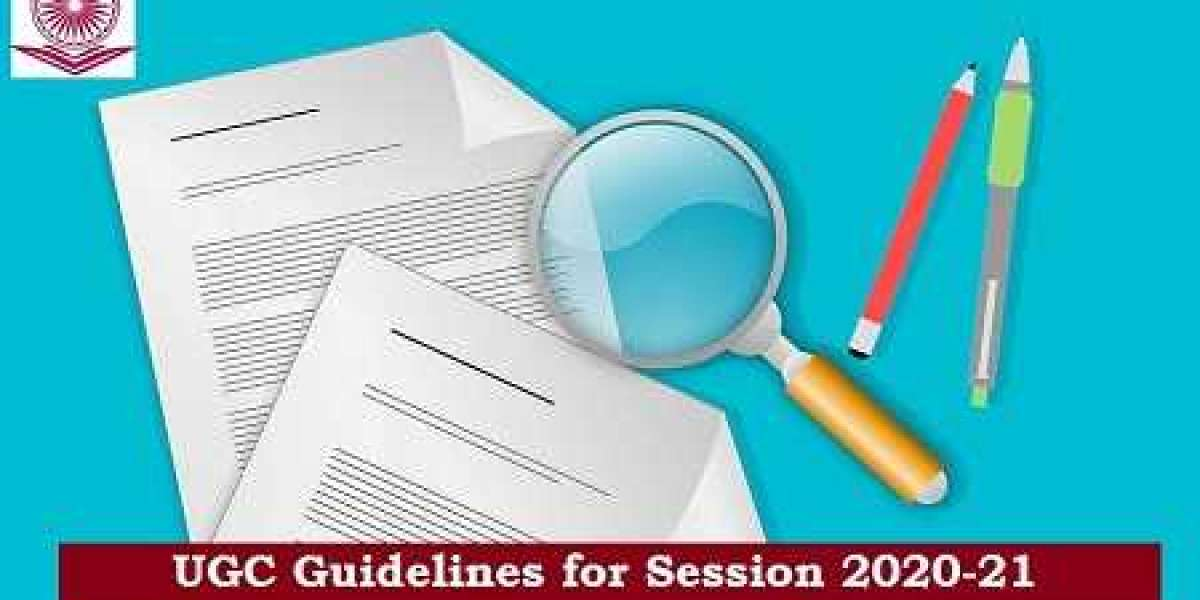 UGC Guidelines for Session: 2020-21