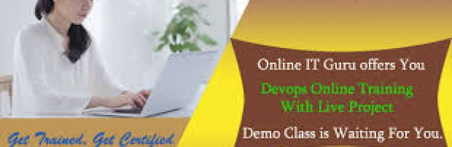DevOps Online Training - Way to master all devOps Cover Image